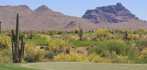 Scottsdale Arizona Golf